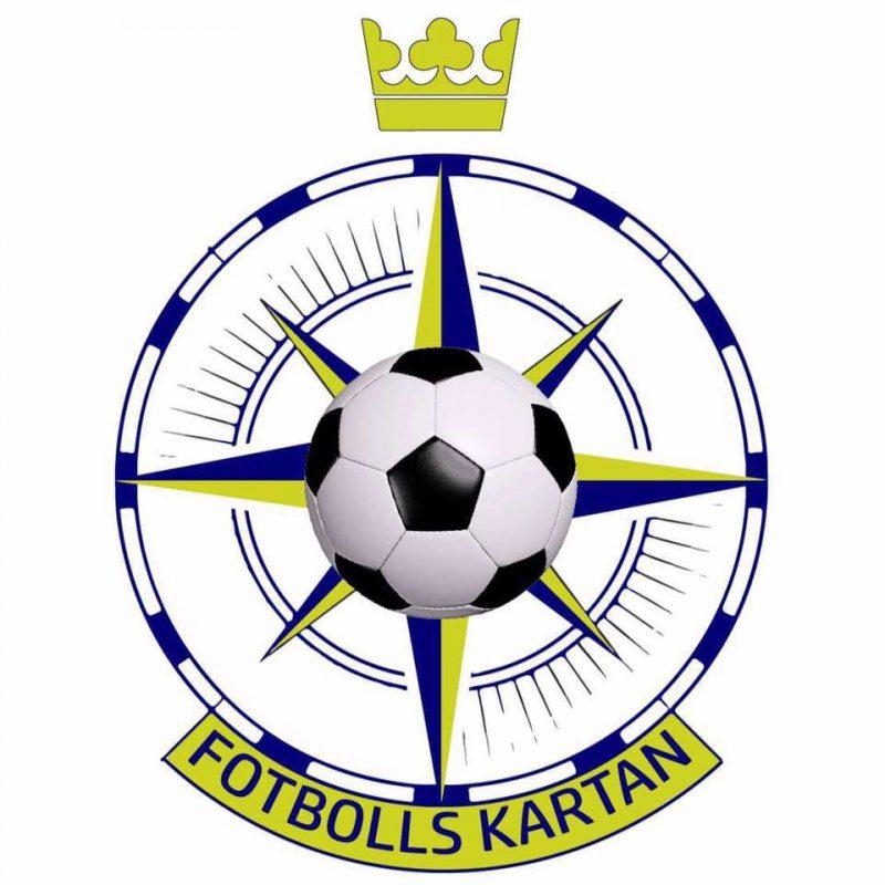 Fotbollskartan