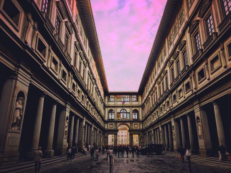 Photography : Piazza della Signoria - Florence Italy